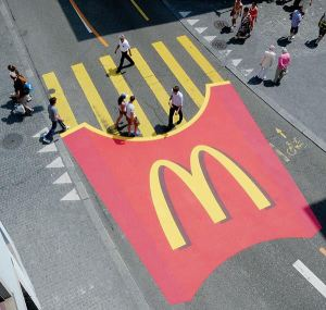 http://www.expertly.co.uk/99-awesome-examples-of-guerrilla-marketing/