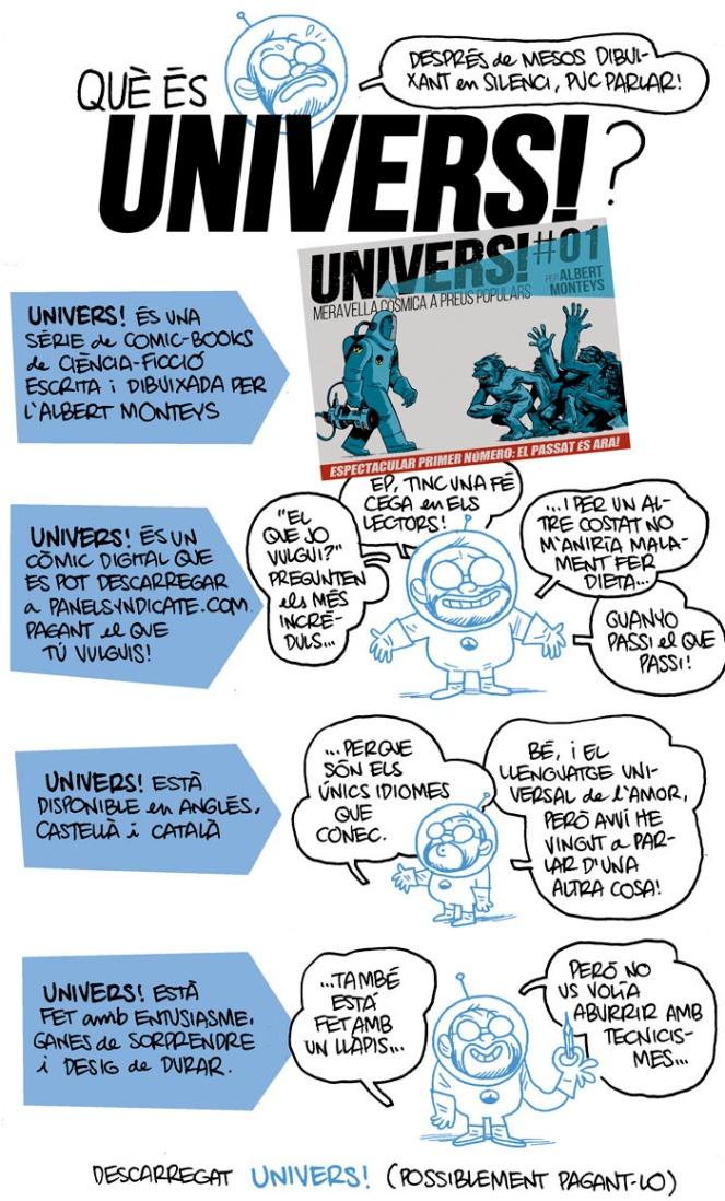 que es univers
