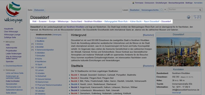 http://es.wikipedia.org/wiki/Miga_de_pan_%28inform%C3%A1tica%29#mediaviewer/File:Wegweiser_Wikivoyage_Breadcrumb.jpg