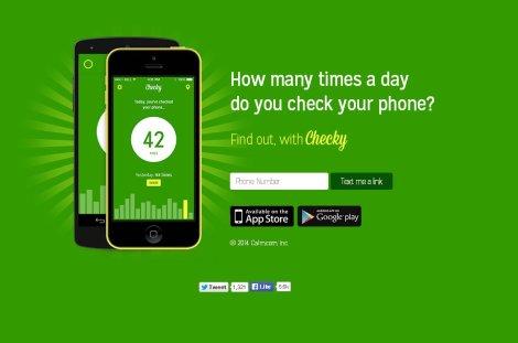 APP para saber cuantas veces enciendes el móvil